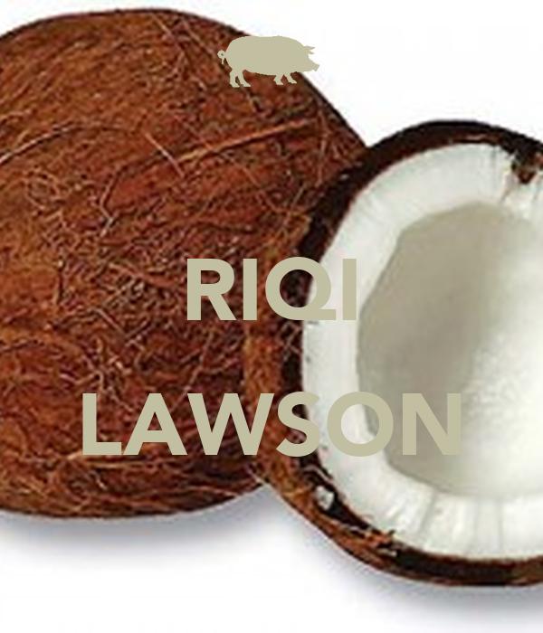 RIQI  LAWSON