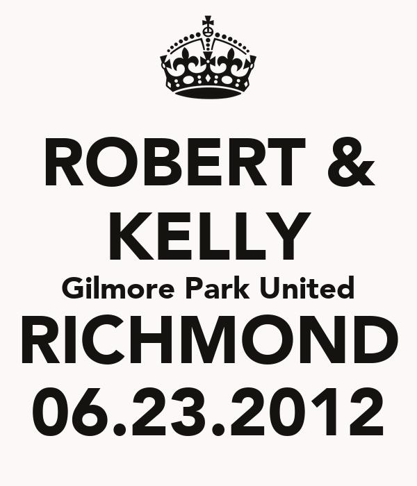 ROBERT & KELLY Gilmore Park United RICHMOND 06.23.2012