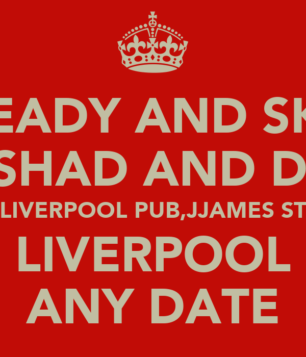 ROCK STEADY AND SKA NIGHT SIR COCKSHAD AND DR YES YES LIVERPOOL PUB,JJAMES ST LIVERPOOL ANY DATE