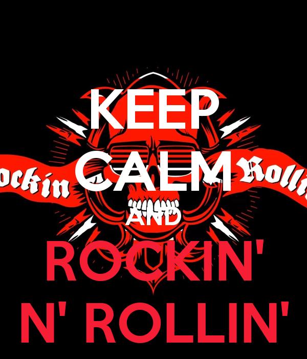 ROCKIN' N' ROLLIN'