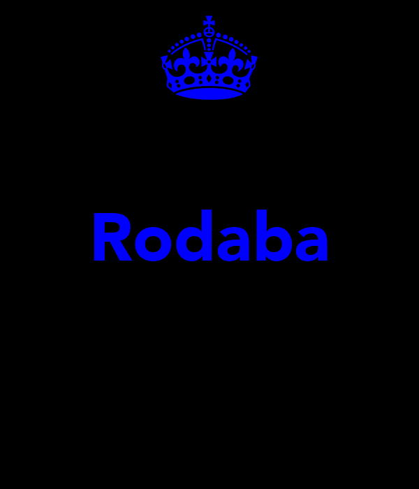 Rodaba