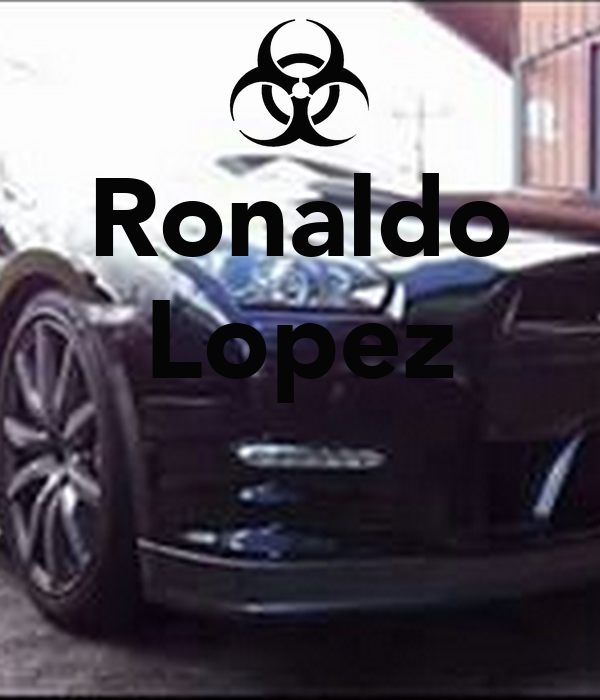 Ronaldo Lopez