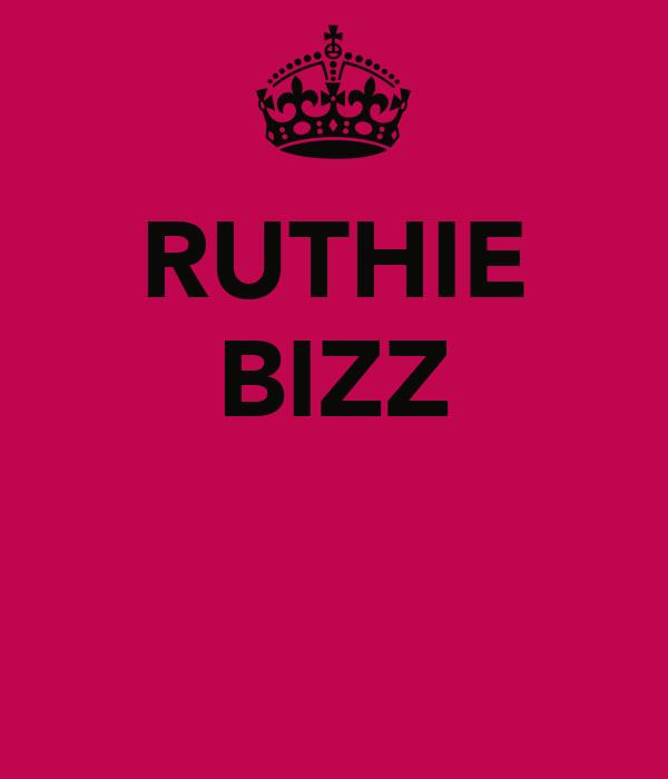 RUTHIE BIZZ