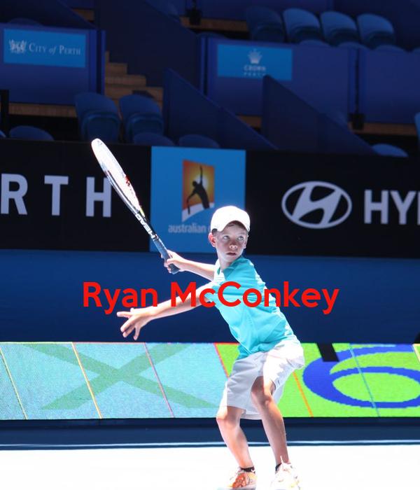 Ryan McConkey