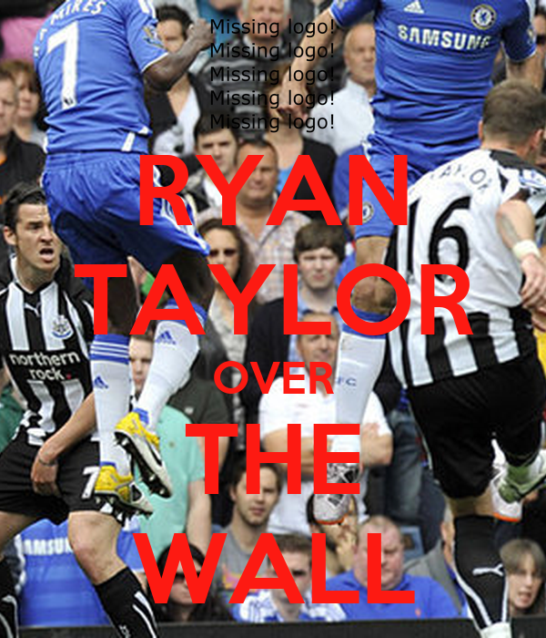 RYAN TAYLOR OVER THE WALL