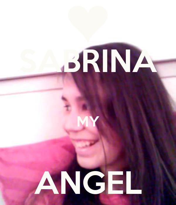 SABRINA  MY  ANGEL