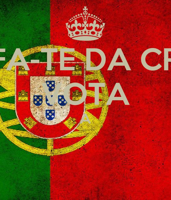 SAFA-TE DA CRISE VOTA A