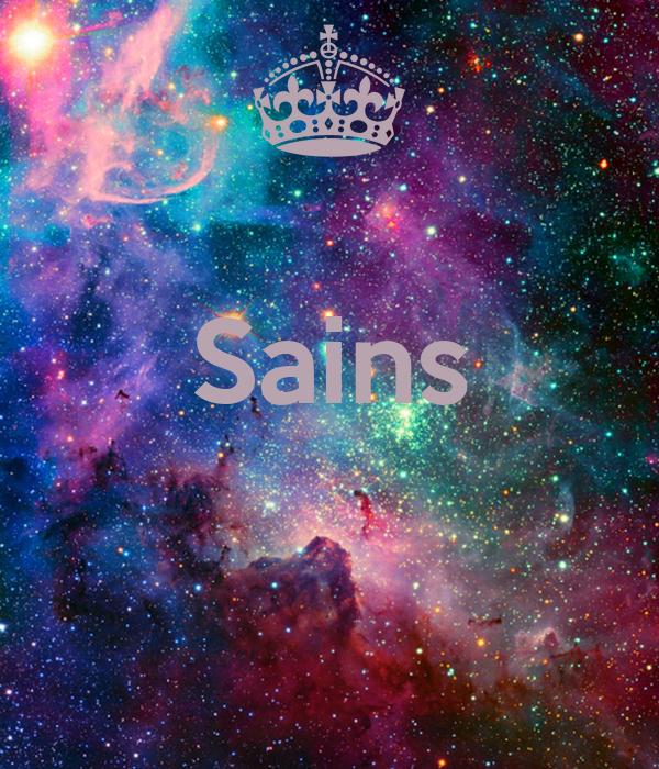 Sains