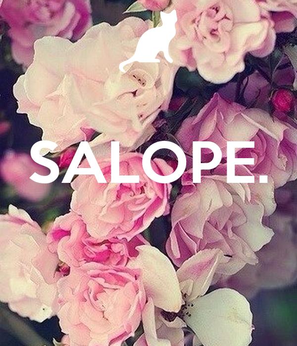 SALOPE.
