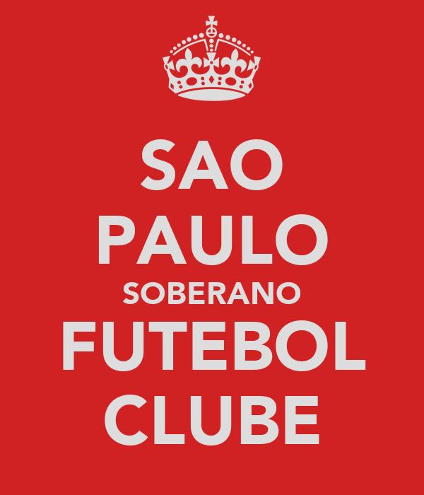 SAO PAULO SOBERANO FUTEBOL CLUBE