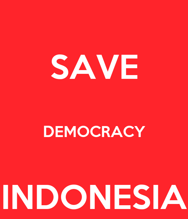 """please save democracy """"from today, my every day and every moment will be dedicated on how to revive and how to save democracy in this great country,"""" he said and added."""
