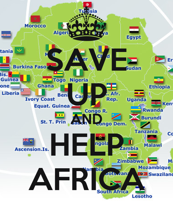 SAVE UP AND HELP AFRICA