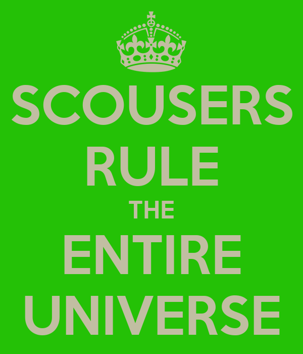 SCOUSERS RULE THE ENTIRE UNIVERSE