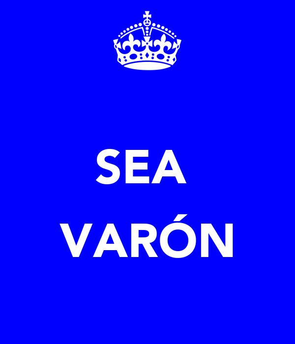 SEA   VARÓN