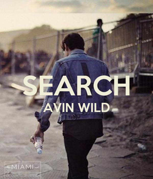 SEARCH AVIN WILD