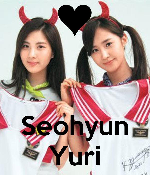 Seohyun Yuri