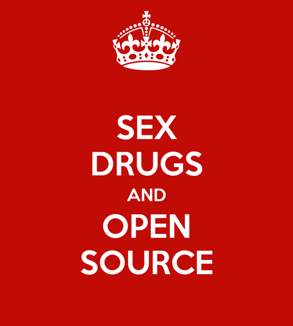 Commit Open source sex can