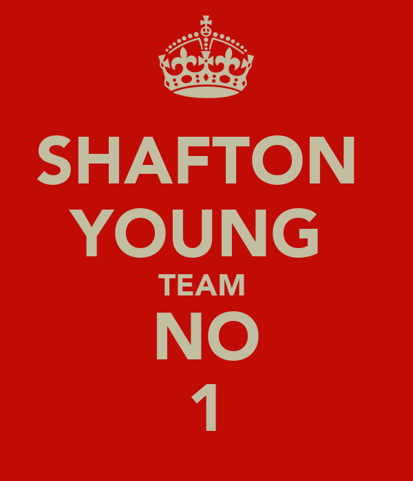 SHAFTON  YOUNG  TEAM  NO 1
