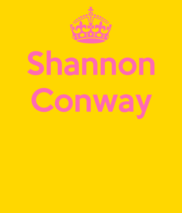 Shannon Conway
