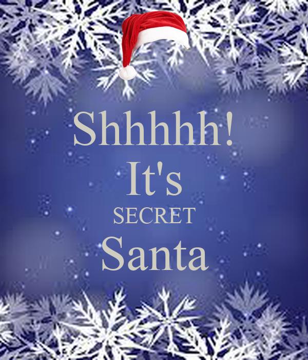 Best Secret Santa Letters
