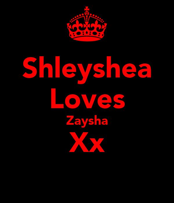Shleyshea Loves Zaysha Xx