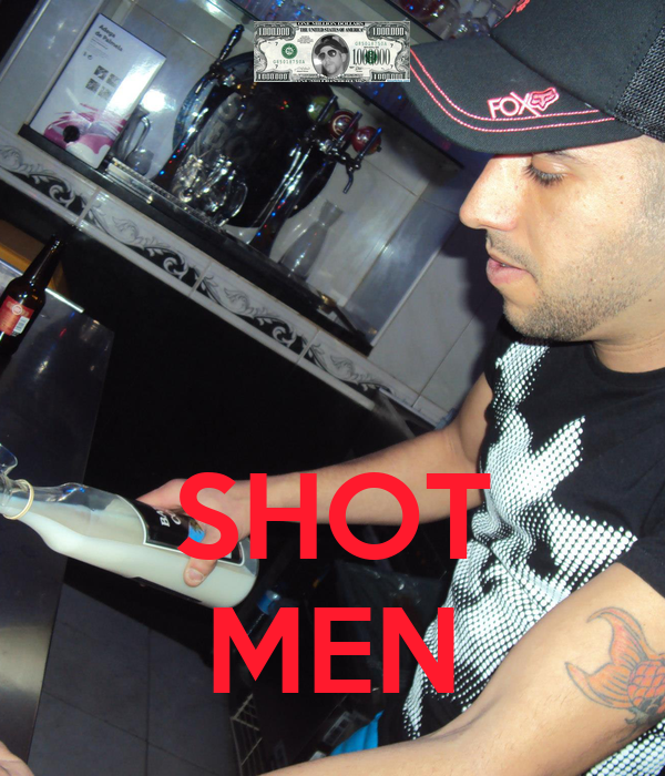 SHOT MEN