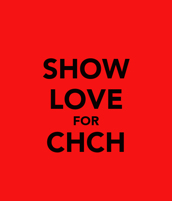 SHOW LOVE FOR CHCH