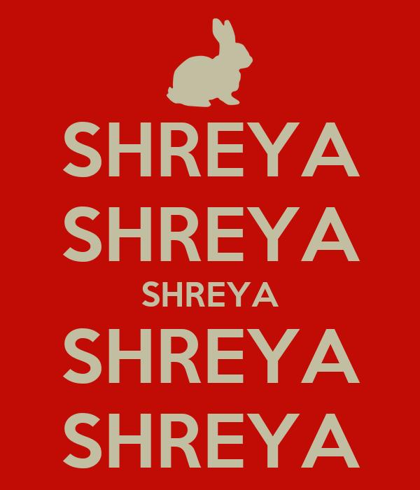 SHREYA SHREYA SHREYA SHREYA SHREYA