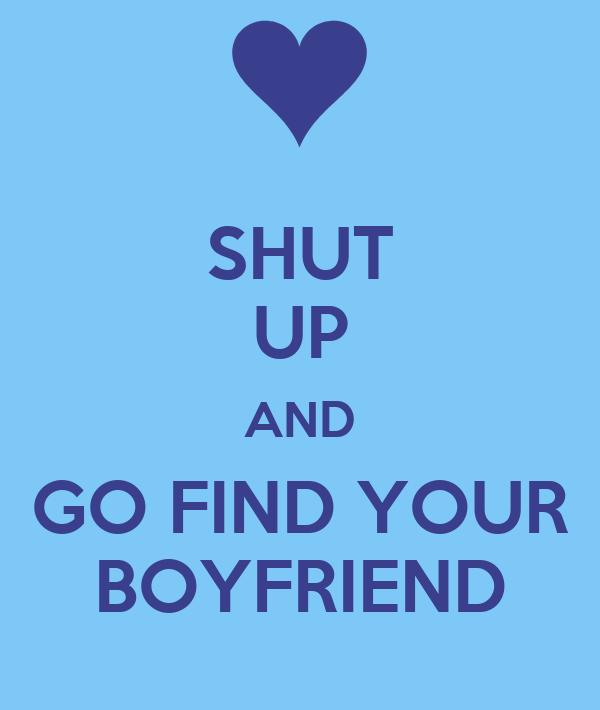 find a boyfriend