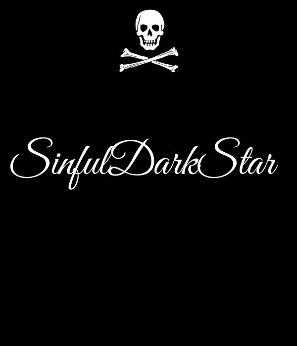 SinfulDarkStar
