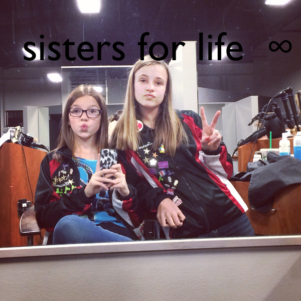 sisters for life  ∞