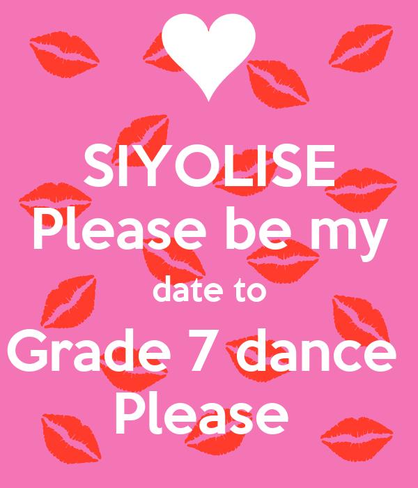 Grade 7 dating