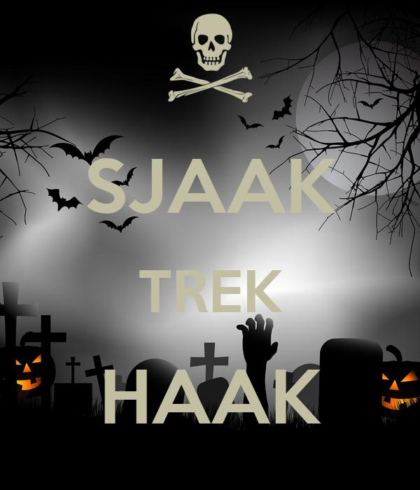 SJAAK TREK HAAK