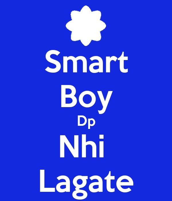Smart Boy Dp Nhi  Lagate