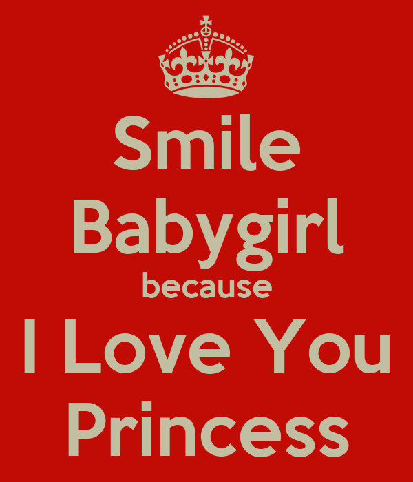 I Love You Princess Images