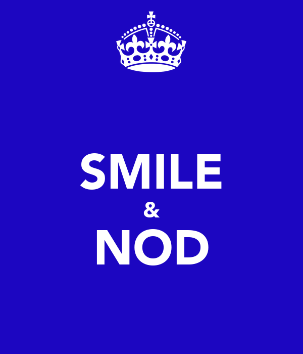 SMILE & NOD
