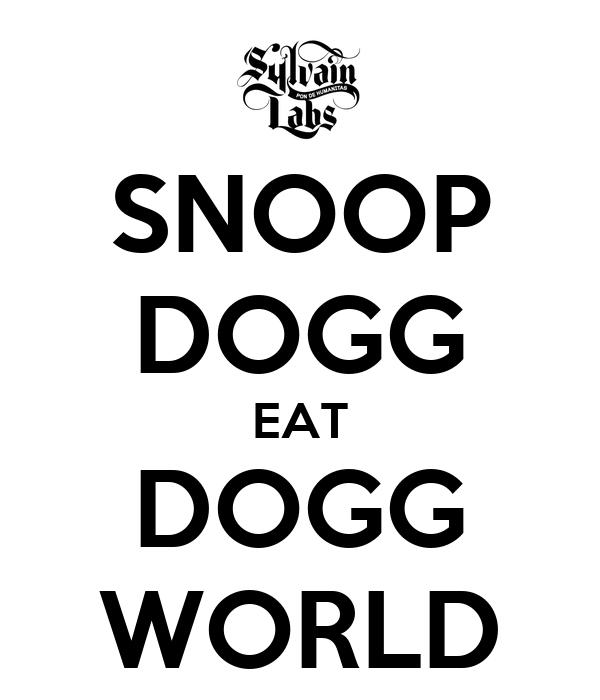 SNOOP DOGG EAT DOGG WORLD