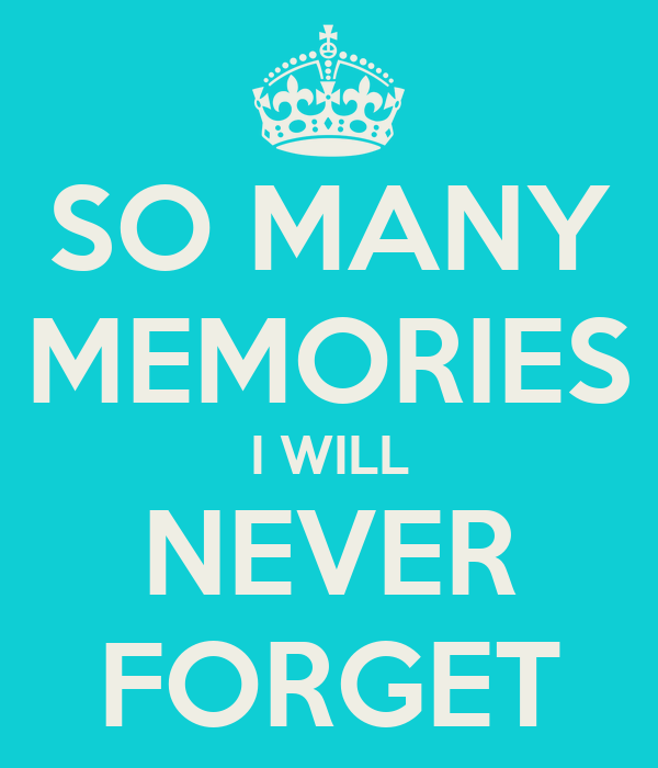 how to forget the past memories