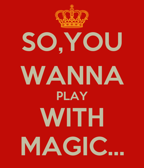 Play With Magic