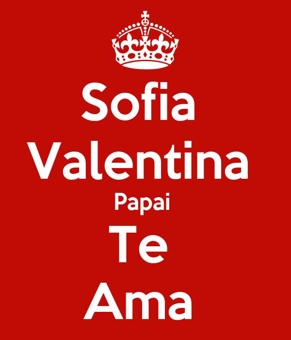 Sofia  Valentina  Papai  Te  Ama