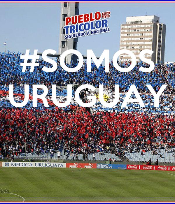 #SOMOS URUGUAY