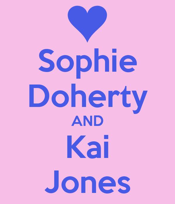 Sophie Doherty AND Kai Jones