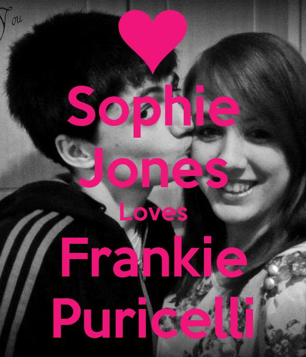 Sophie Jones Loves Frankie Puricelli