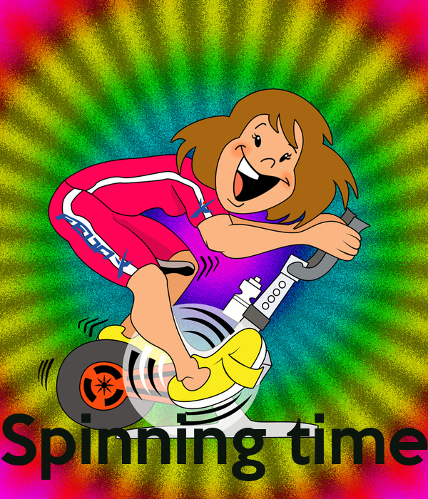 Spinning time