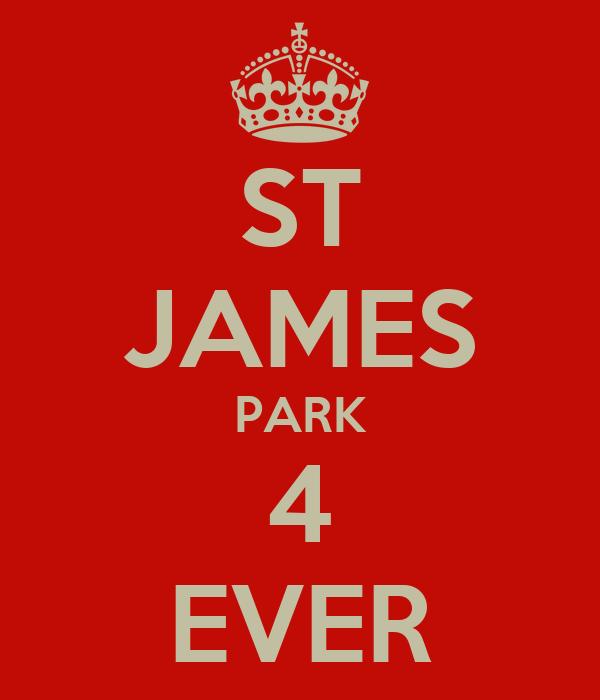 ST JAMES PARK 4 EVER