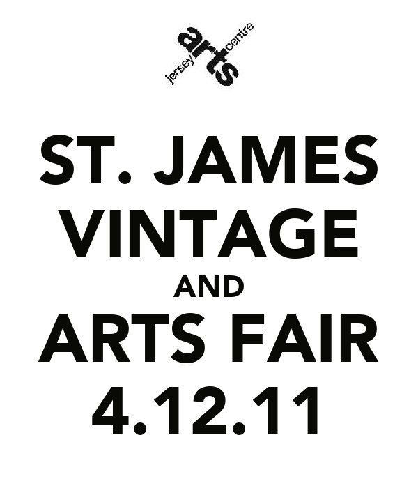 ST. JAMES VINTAGE AND ARTS FAIR 4.12.11