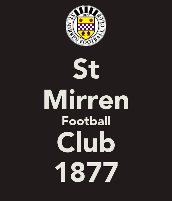 St Mirren Football Club 1877
