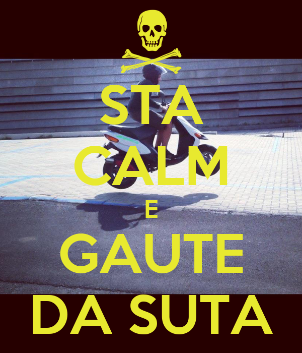 STA CALM E GAUTE DA SUTA