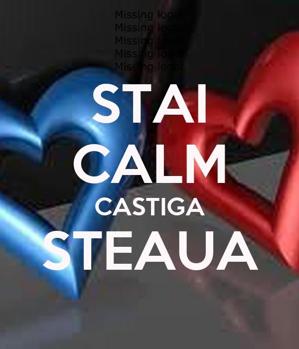 STAI CALM CASTIGA STEAUA