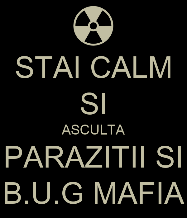 hoodie parazitii)